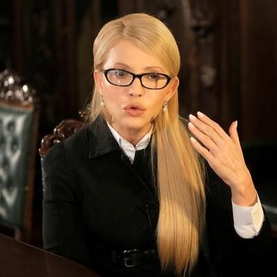 Тимошенко назвала пять причин для отставки Гройсмана