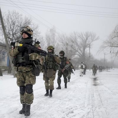 «Мы научились воевать – они пищат, как мыши» - украинские воины о террористах
