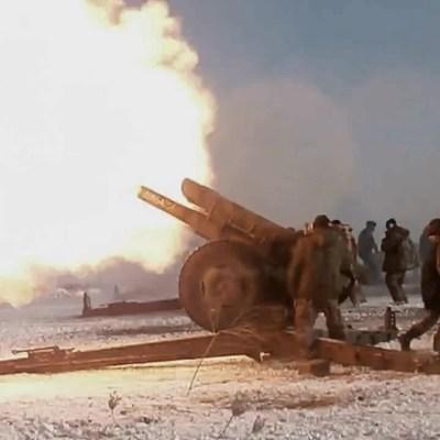 Боевики ведут огонь по ВСУ с территории детского сада