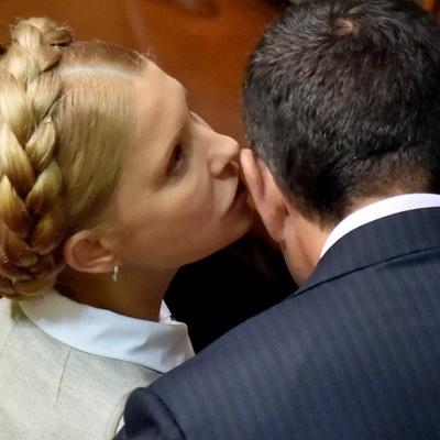В сети появились забавные карикатуры на Гройсмана и Тимошенко (фото)