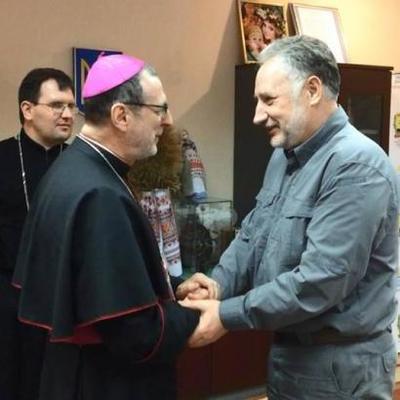 Ватикан выделит жителям Авдеевки 200 тысяч евро