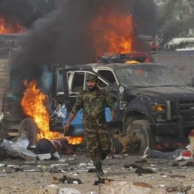 Теракт в Багдаде унес жизни 48 человек (видео)