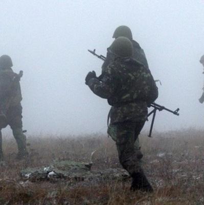 В зоне АТО 3 украинских военных погибли, 4 ранены