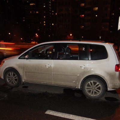 Грабители отобрали у мужчины в Киеве более миллиона гривен (фото)
