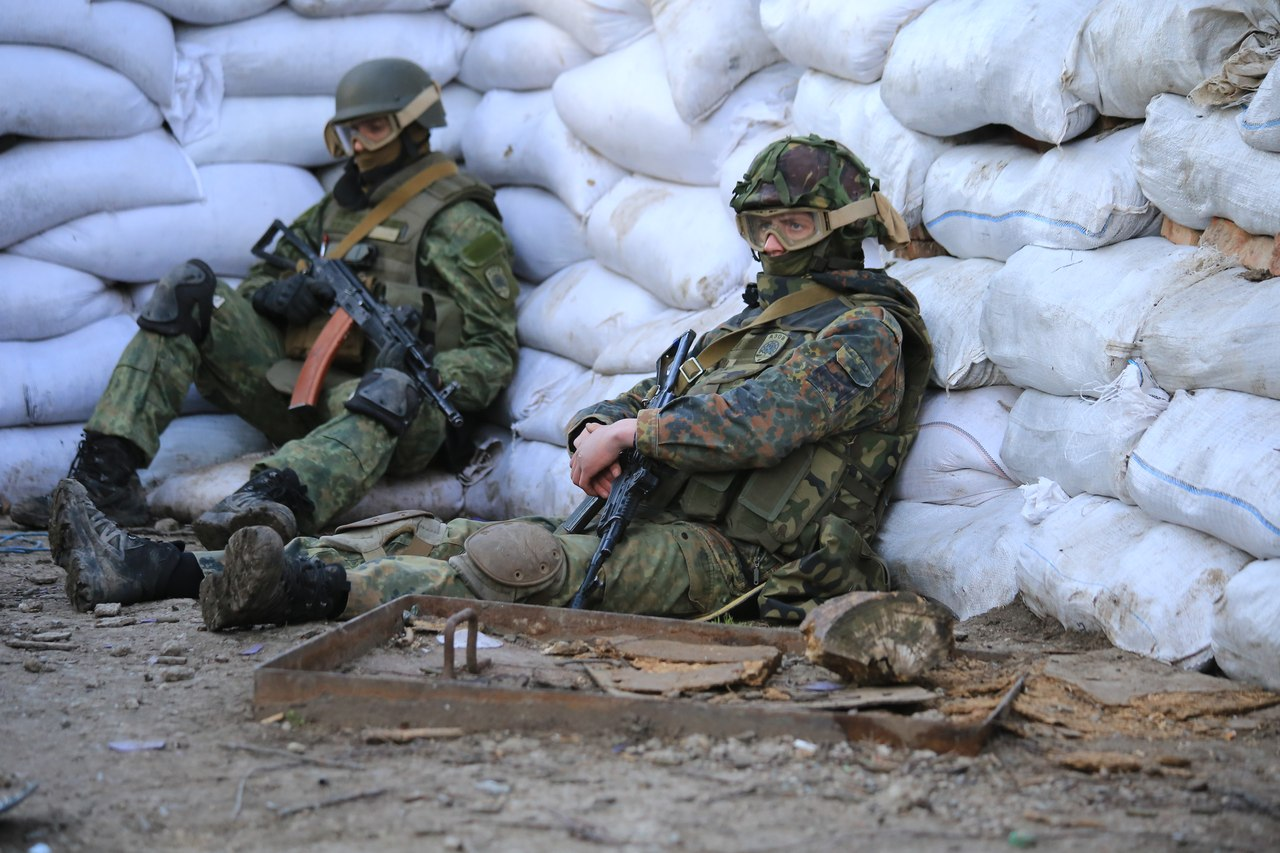 Украинские силовики рассказали о поддержке