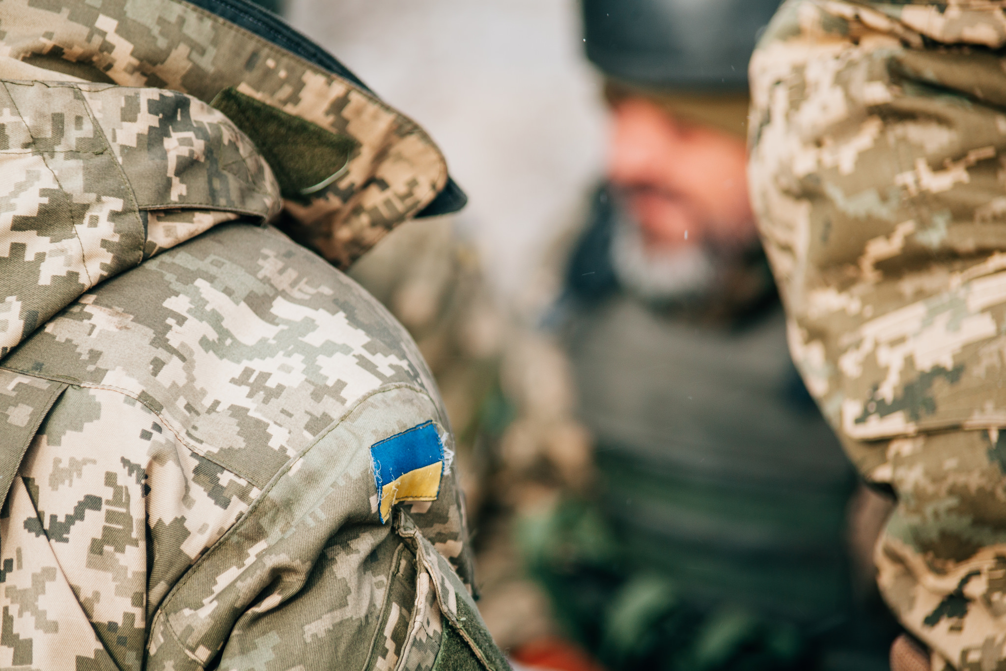 Капеллан, священник КП: Не все едут на Донбасс защищать Украину
