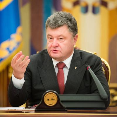 Президент поздравил украинцев со стартом «Евровидения-2017»
