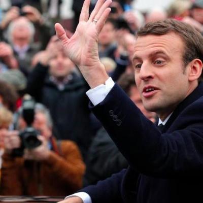 Новый президент Франции: Мировые лидеры поздравляют Макрона