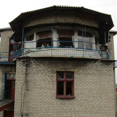 Боевики обстреляли жилые дома в Попасной (фото, видео)