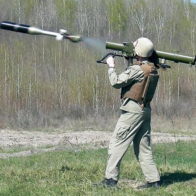 Украинцы создали переносной реактивный гранатомет
