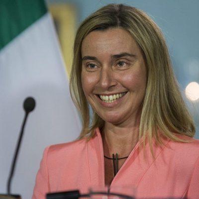 Могерини пообещала Украине безвиз в ближайшие дни