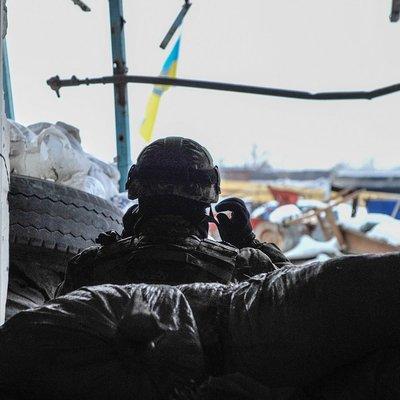 В зоне АТО напряженная ситуация, двое военных ранены