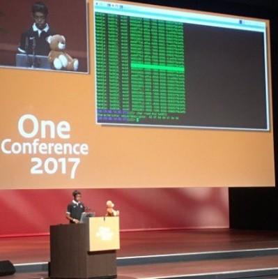 Во время выступления перед IT-экспертами со всего мира 11-летний хакер взломал десятки телефонов в зале