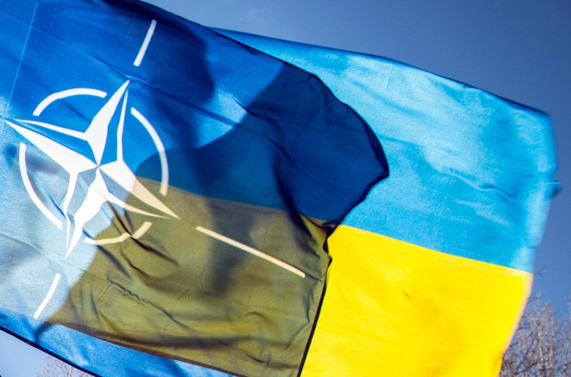 """Рада приняла закон о намерении стать членом НАТО. """"За"""" - 276 голосов"""
