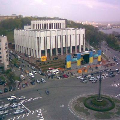 В Киеве перекроют центр