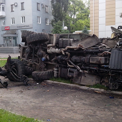 В Донецке пропал без вести украинский журналист