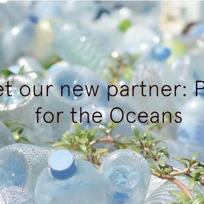Известный бренд создаст одежду из океанического мусора