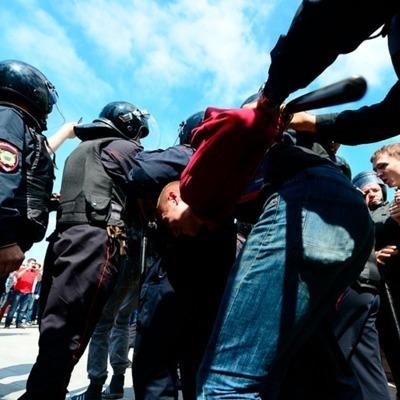 Майдан для Путина: тысячи россиян вышли на протесты и были задержаны (фото, видео)