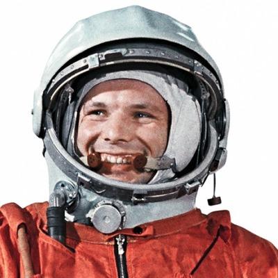 Россияне опозорились с Гагариным (фото)
