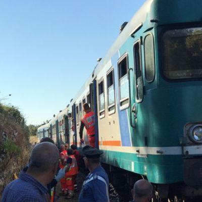 В Италии столкнулись два поезда, травмированы 15 человек