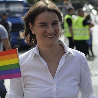 В Сербии новым премьером может стать лесбиянка