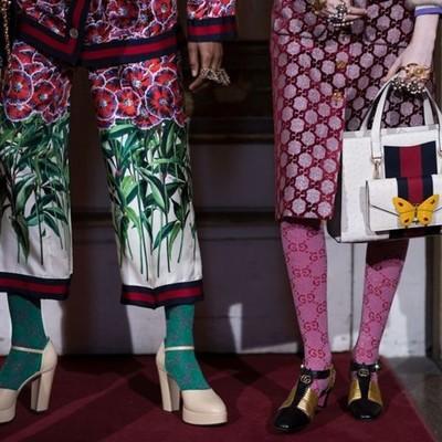 Идеальная пара: Gucci и Harrods объявили о первом сотрудничестве