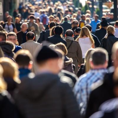 Стало известно, сколько людей официально живут в Киеве