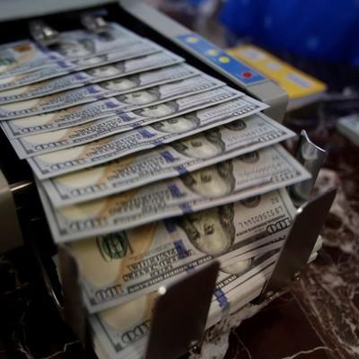 Госдолг Украины вырос почти на 75 млрд. долл.