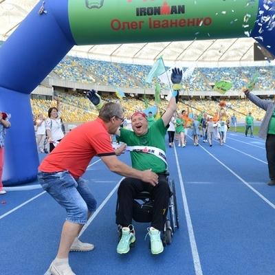 Украинец преодолел дистанцию Ironman с мировым рекордом