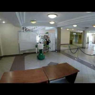 В России робот спас маленькую девочку (видео)