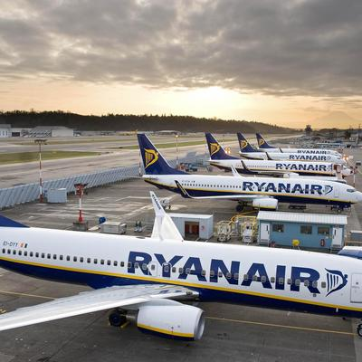 Убытки от выхода Ryanair подсчитали в аэропорте Львова