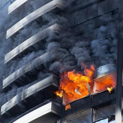 Первые детали смертельного пожара на Гавайях (видео)