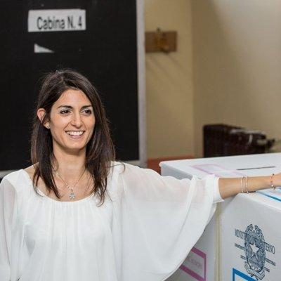Мэром Рима впервые в истории избрана женщина