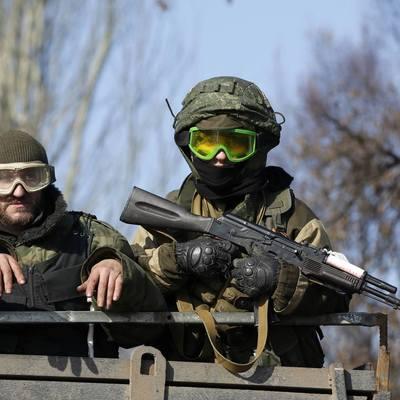 В Дебальцево боевик убил себя из-за невыносимых условий