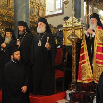 Вселенский патриарх получил обращение Рады об автокефалии Православной церкви в Украине
