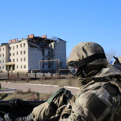 Оккупанты удвоили количество Градов на линии фронта