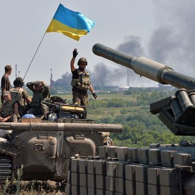 За минувшие сутки боевики 46 раз открывали огонь по позициям сил АТО