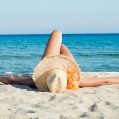 7 плюсов для здоровья и фигуры от солнечных ванн