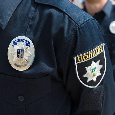 В Киеве задержали пьяного копа за рулем авто (видео)