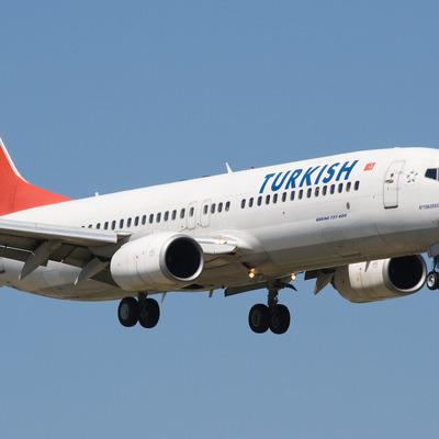 Рейсы из Киева в Стамбул из-за терактов не отменялись