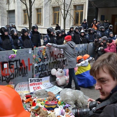 Суд посадил под домашний арест экс-руководителя управления МВД Киева за разгон евромайдан