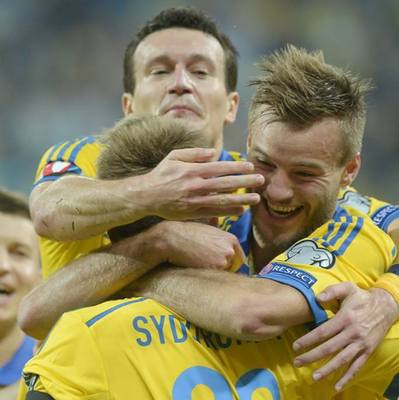Украина сыграет первый матч отбора к ЧМ-2018 при пустых трибунах