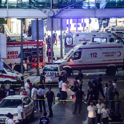 Власти Турции подтвердили причастность двух россиян к теракту в Стамбуле