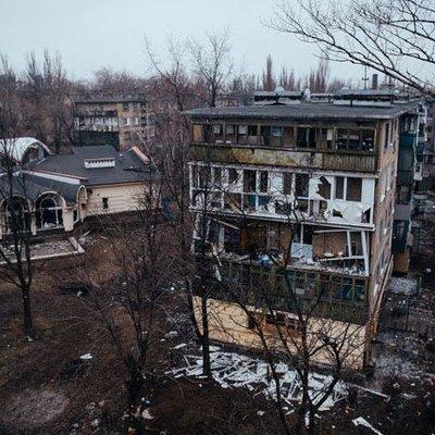 Донецк в оккупации боевиков стал