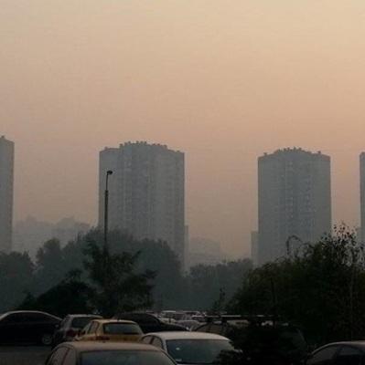 Сегодня уровень загрязнения воздуха в Киеве снизиться, - ГосЧС