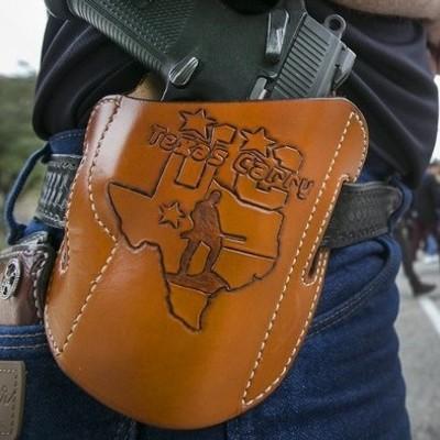 В Техасе студентам разрешили брать в университет огнестрел