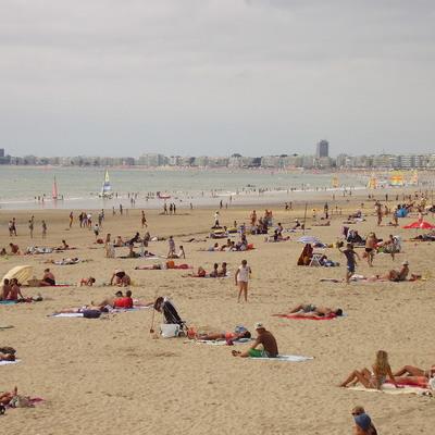 Во Франции предложили запретить толстым мужчинам ходить в узких плавках