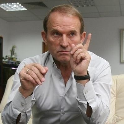 Не ожидайте, что Крым будет возвращен Украине, - Медведчук