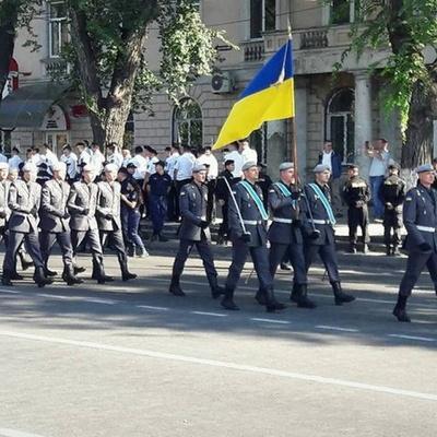 Молдова пригласила украинских военных на парад в Кишиневе