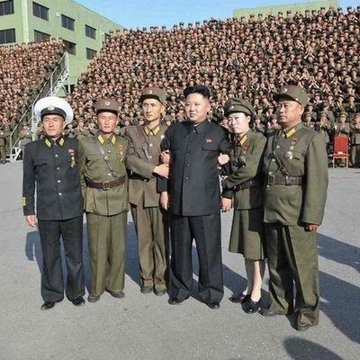 В Северной Корее из зенитного пулемета расстреляли двух министров